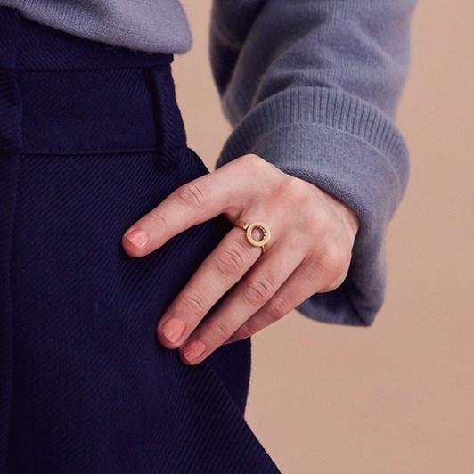 Edblad Monaco Ring Gold