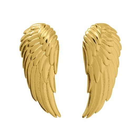 Edblad Angel Earrings Small Gold
