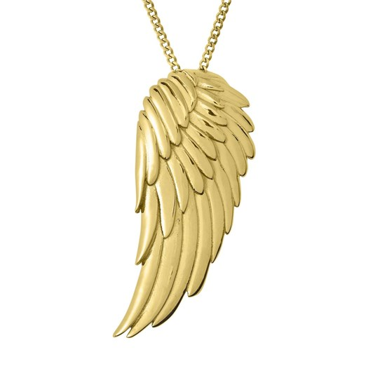 Edblad Angel Necklace Large Gold