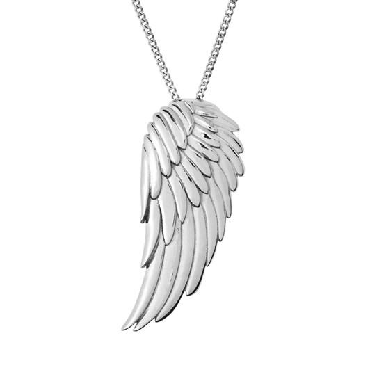 Edblad Angel Necklace Large Steel
