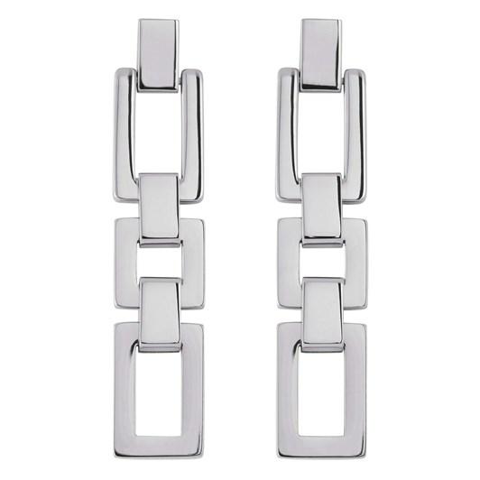 Edblad Deco Earrings Steel