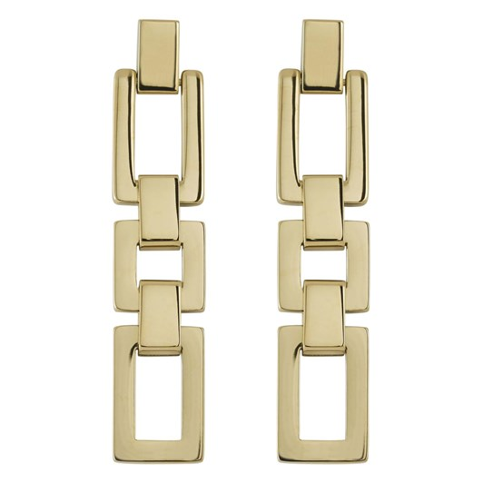 Edblad Deco Earrings Gold