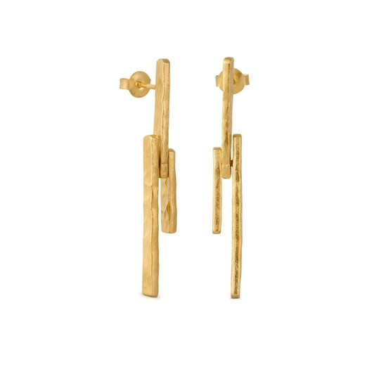 Joidart Arquitectura Golden Earrings