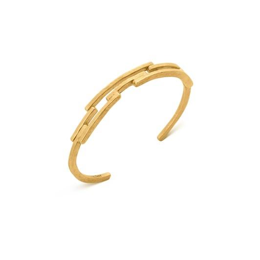 Joidart Arquitectura Golden Bracelet