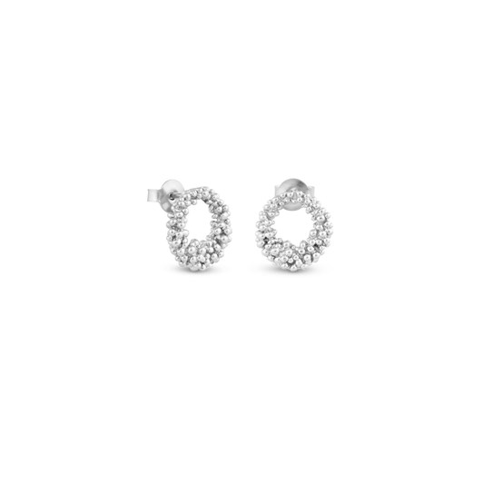Joidart Stardust Silver Earrings