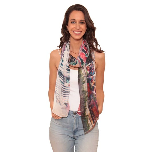 The Artist Label Hotel Marconi Scarf