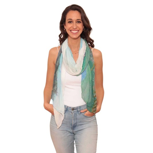The Artist Label Tuscan Hills Scarf