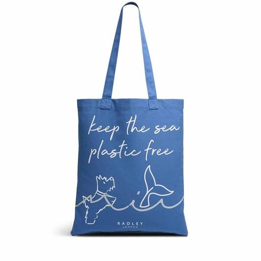 Radley Keep The Sea Plastic Free Medium Tote