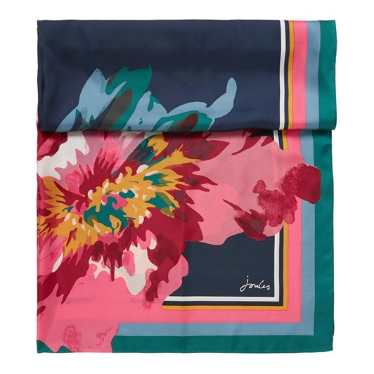 Joules Louise Silk Scarf