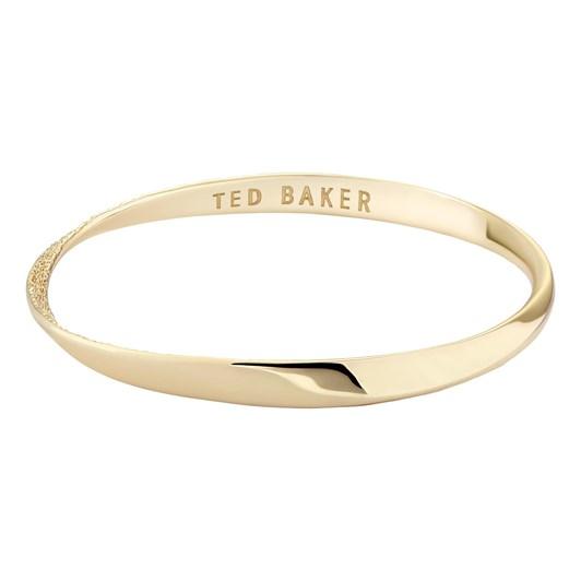 Ted Baker Hammered Hoop Bangle