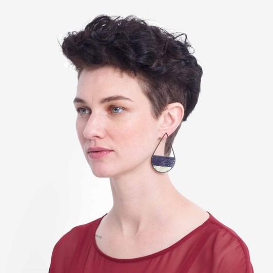 Elk Jens Drop Earring
