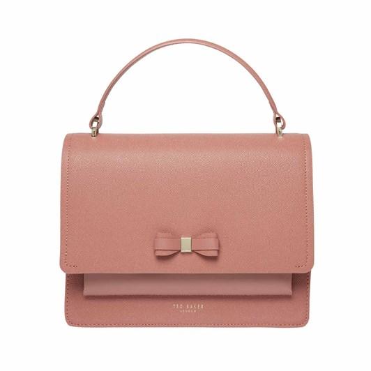 Ted Baker Aaidah Bow Top Handle Lady Bag