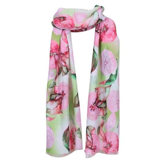 Alice & Lily Fruit Print Scarf
