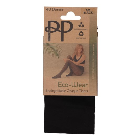 Pretty Polly 40D Eco-Wear Opaque Tights