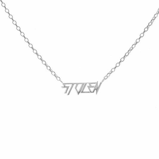 Stolen Girlfriends Club Berate Necklace