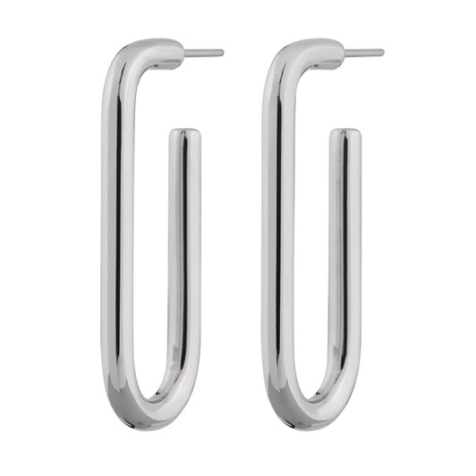 Edblad Trellis Large Steel Earrings