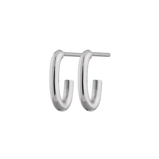 Edblad Trellis Small Steel Earrings