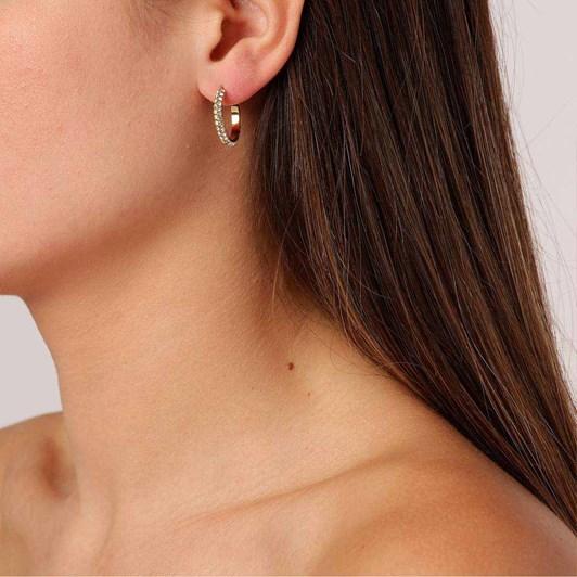 Dyrberg Kern Hosta Sg Golden Earring