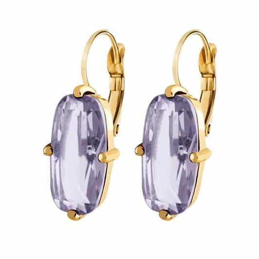Dyrberg Kern Barita Sg Lavender Earring