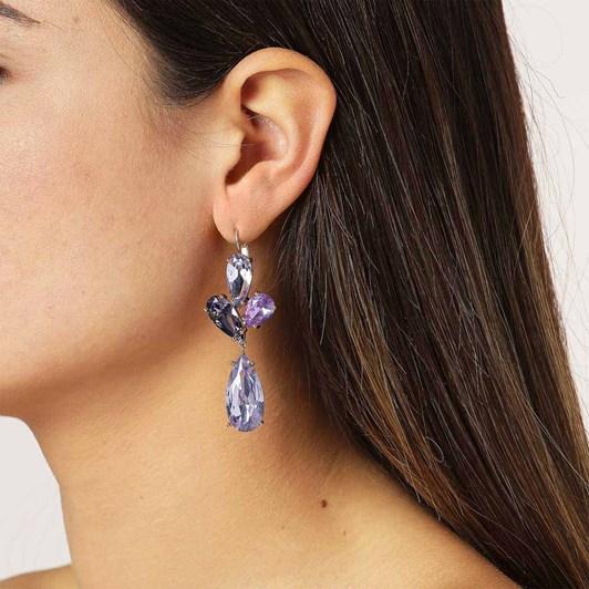 Dyrberg Kern Amy Sg Lavender Earring