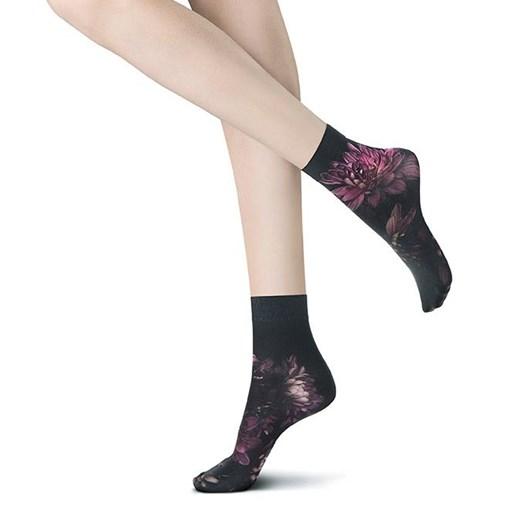 Oroblu Print Garden Socks