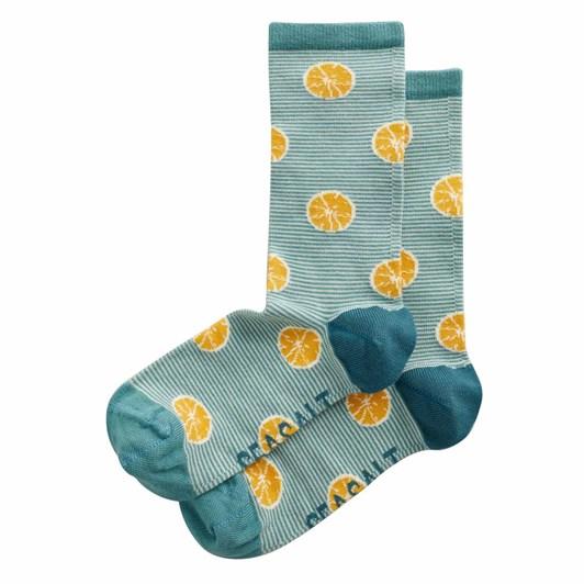 Seasalt Womens Sailor Socks Sunny Bay Nettle