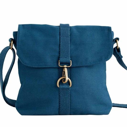 Seasalt Coombe Cross-Body Bag Raincloud