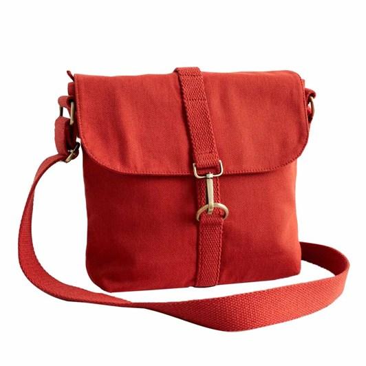 Seasalt Coombe Cross-Body Bag Dark Cinnamon