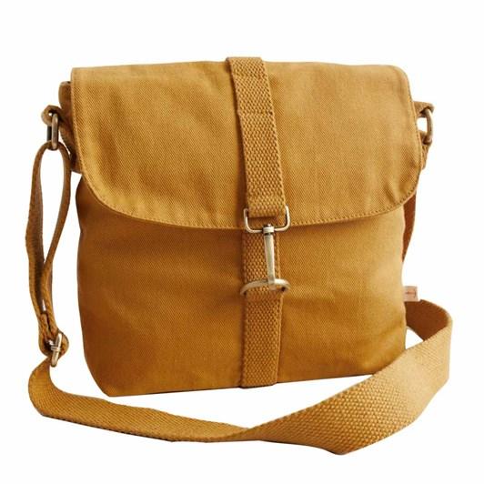 Seasalt Coombe Cross-Body Bag Dark Sunglow
