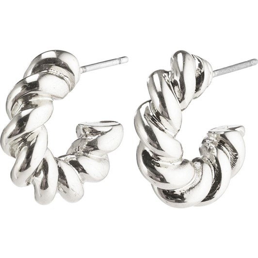 Pilgrim Gabrina Silver Plated Earrings
