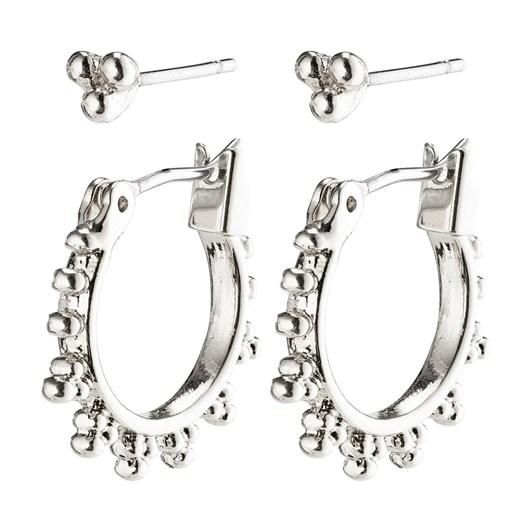 Pilgrim Kate Silver Plated Earrings
