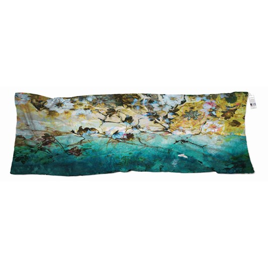 The Artist Label Water Flowers Scarf