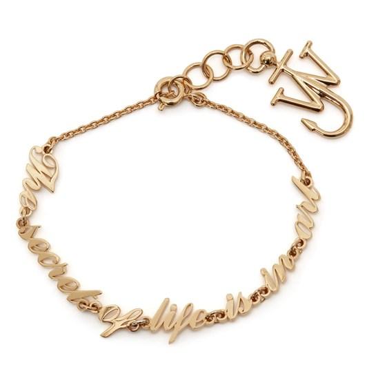 JW Anderson x Oscar Wilde Capsule: Bracelet