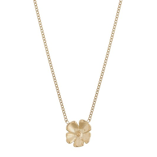 Edblad Floral Necklace Gold