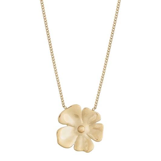 Edblad Floral Necklace L Gold