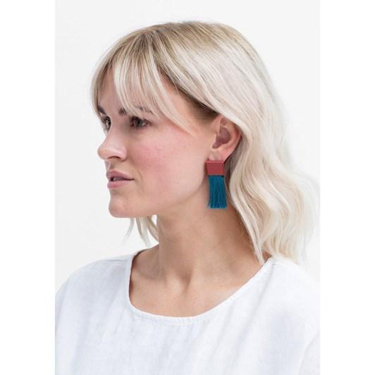 Elk Mostro Tassle Earring