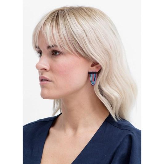 Elk Kedja Drop Earring