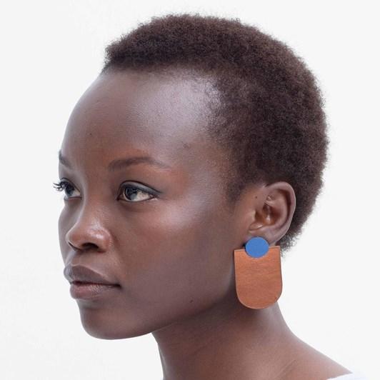 Elk Knast Drop Earring