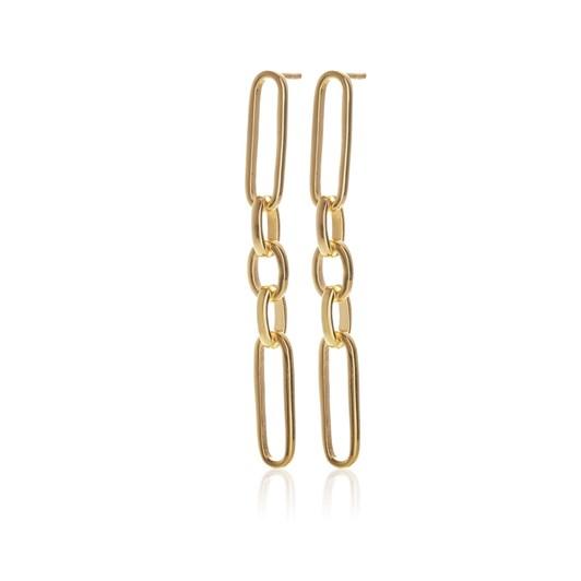 Silk & Steel Estate Drop Earrings