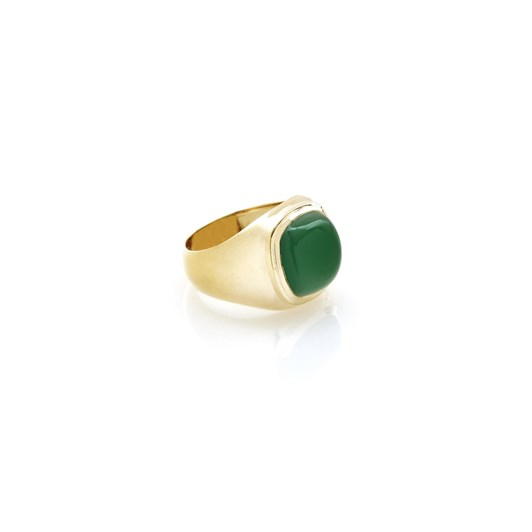 Silk & Steel Heritage Ring