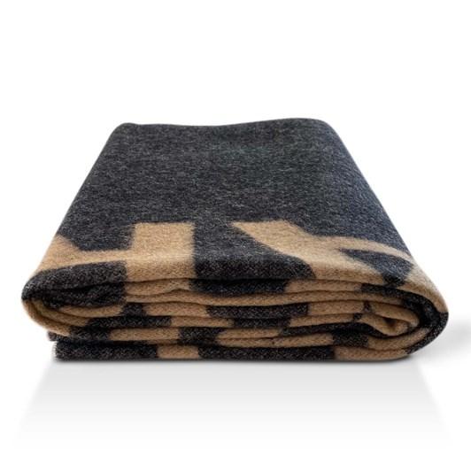 Dark Hampton The Ferguson - Wool Blanket Scarf
