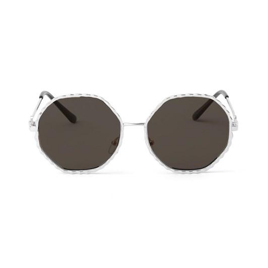 Stella + Gemma Sunglasses Chloe Silver