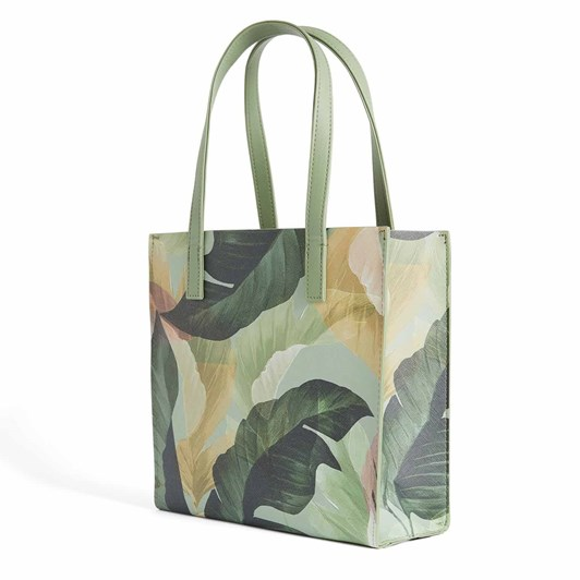 Ted Baker Small Forager Palm Saffiano Ic