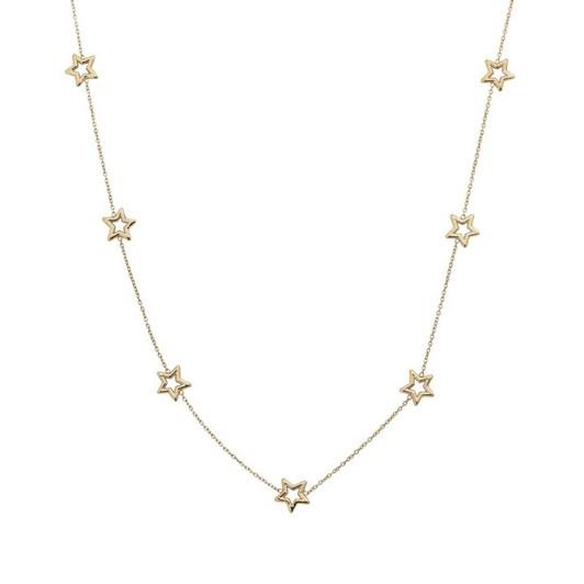 Edblad Capella Necklace Multi Gold