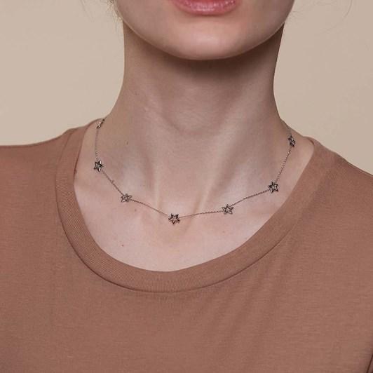 Edblad Capella Necklace Multi Steel