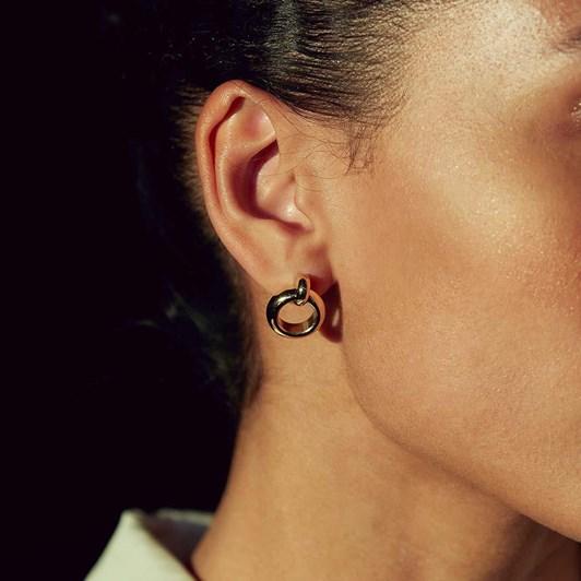 Edblad Enso Earrings Gold