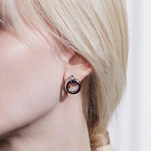 Edblad Enso Earrings Steel