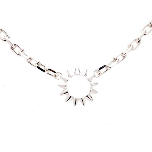 Stolen Girlfriends Club Beautiful Menace Necklace