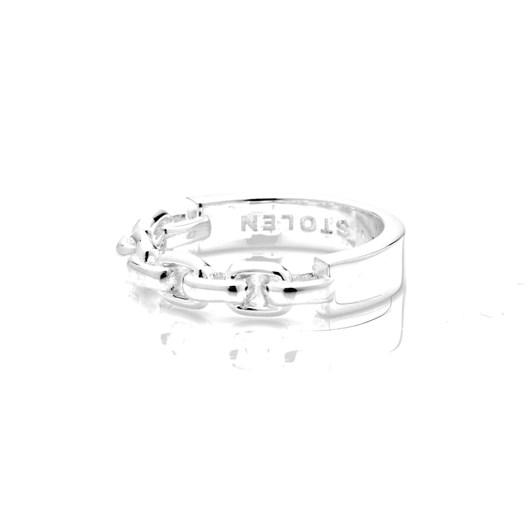 Stolen Girlfriends Club Chain Link Ring
