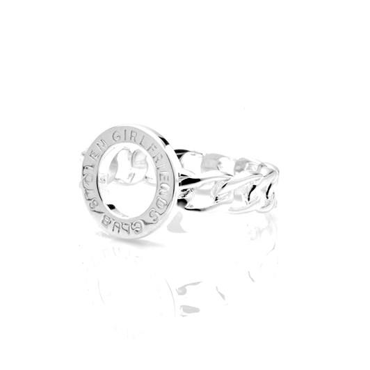 Stolen Girlfriends Club Halo Chain Ring